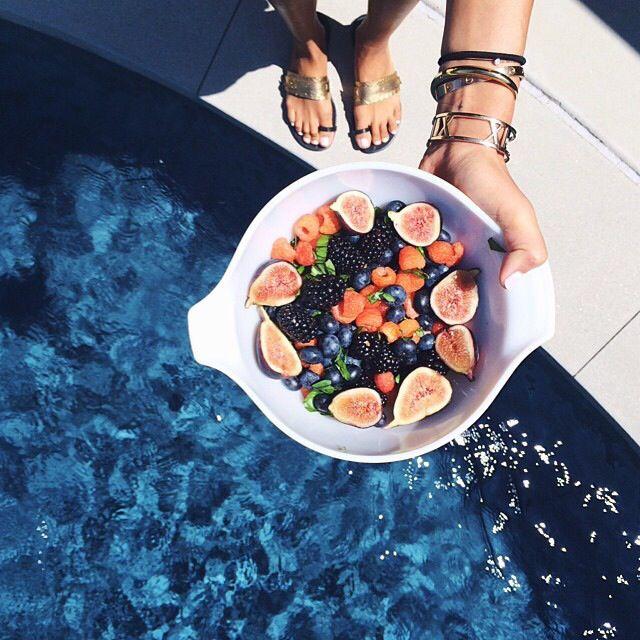 Salade de fruits ! desfoutas.com