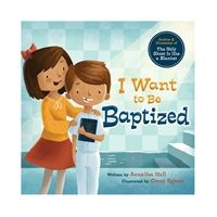I Want to be Baptized - eBook ebook, children's ebook, i want to be baptized