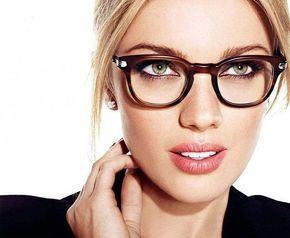 10 Trucos de maquillaje que deben usar las chicas que usan lentes. ¡Los amarás! #trucosdebelleza