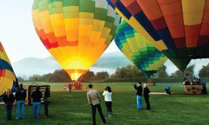 So Cal Hot Air Balloon Tours