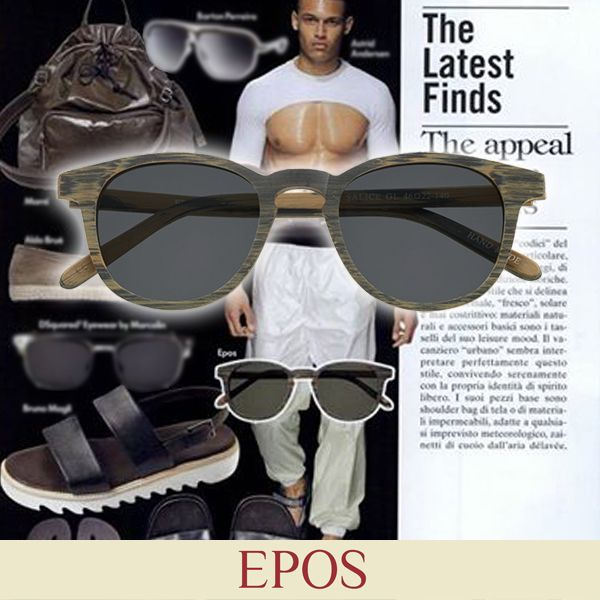 #Epos Salice on Vogue Accessory, May 2014! #vogue #fashion #eyewear #Italy