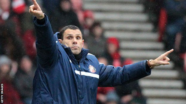 Capital One Cup: Gus Poyet eyes Sunderland greatness - Article From BBC Website - http://footballfeeder.co.uk/news/capital-one-cup-gus-poyet-eyes-sunderland-greatness-article-from-bbc-website/