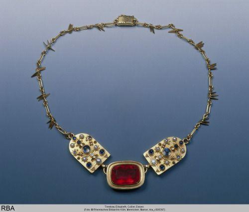 Von Treskow Opal Ring