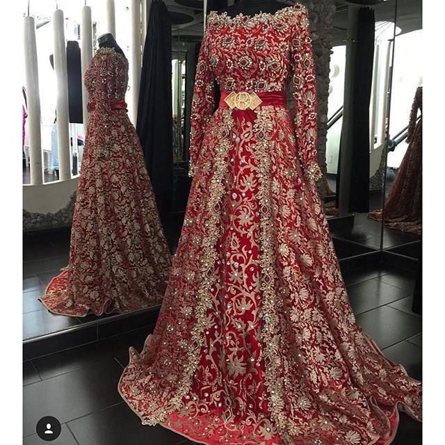 caftandumaroc (Caftan & Luxury Paris 2016) on Instagram