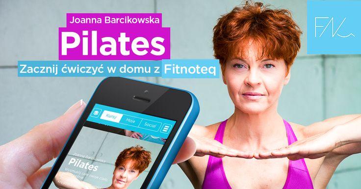 #pilates ? 3 pełne kursy w HD na Fitnoteq. Pobierz i ćwicz w domu. Zabierz swoje ulubione treningi także na wakacje! Pobierz i zacznij ćwiczyć