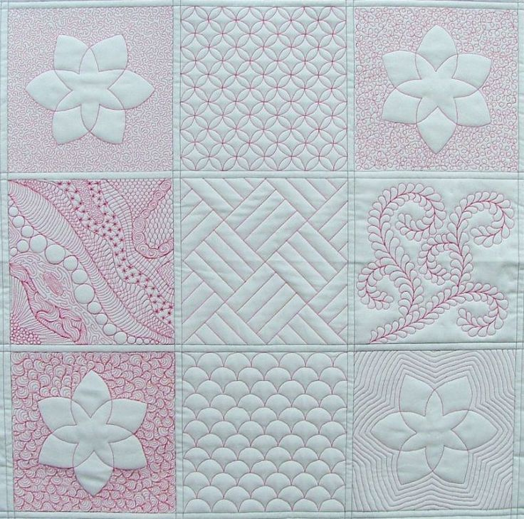 107 best Pink quilts images on Pinterest | Pink quilts, Quilt ... : quilt designs for machine quilting - Adamdwight.com