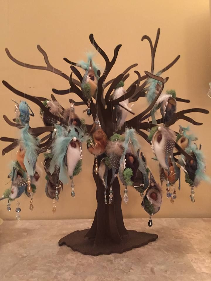 Newest cottage creations- Forest Angel Ornaments made from milkweed pods, acorns, lambswool, freshwater pearls, crystals and love!  For sale at New England Naturopathic Center