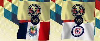 Blog de palma2mex : América vs Chivas y América vs Cruz azul ya tienen...