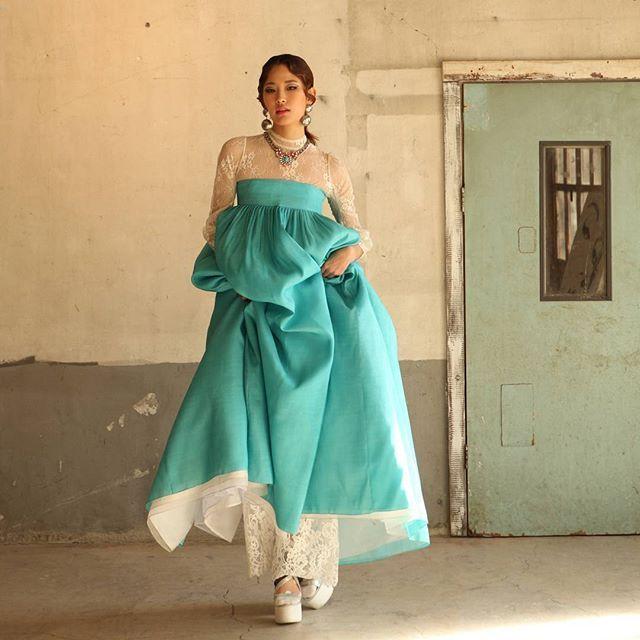 한복 Korean hanbok