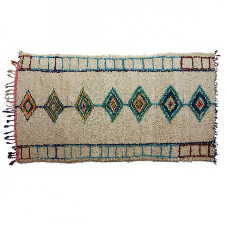 Azilal rug, no.334 { 250 x 130 cm } 6.700DKK
