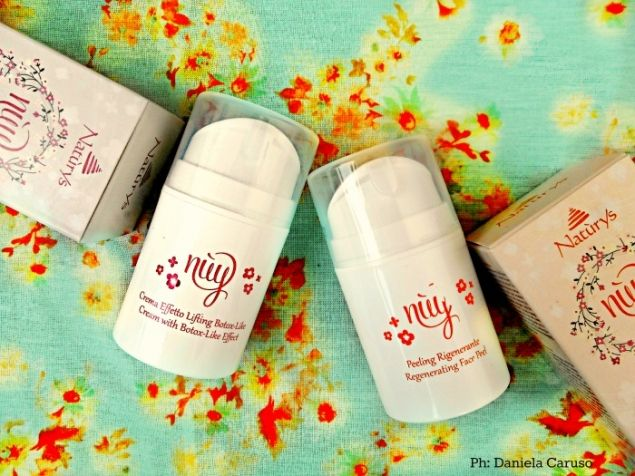 Natùrys, Crema Effetto Lifting Botox Like e Peeling Rigenerante di Bema Cosmetici [RECENSIONE] @bemacosmetici