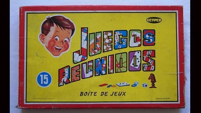 Juegos Reunidos. Juguetes de los años 80 y 90