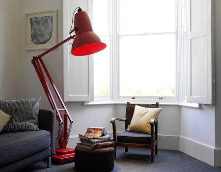 Lámpara gigante Anglepoise - Muebles de diseño moderno, puffs Fatboy y mobiliario de exterior Vondom