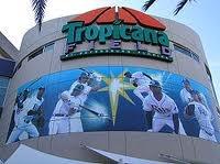 tropicana field , St Pete Florida