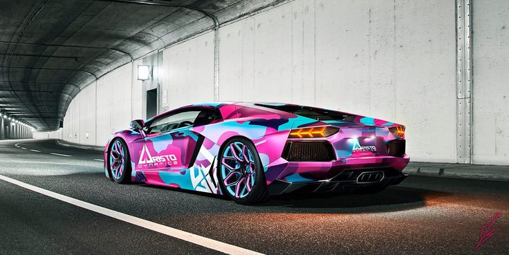 Awesome design by Millergo CG for Aristo Dynamics Car