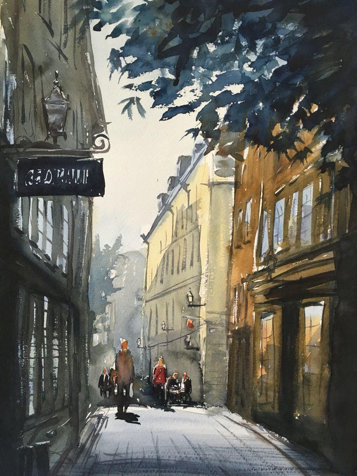 Stefan Gadnell, Stockholm, SÅLD