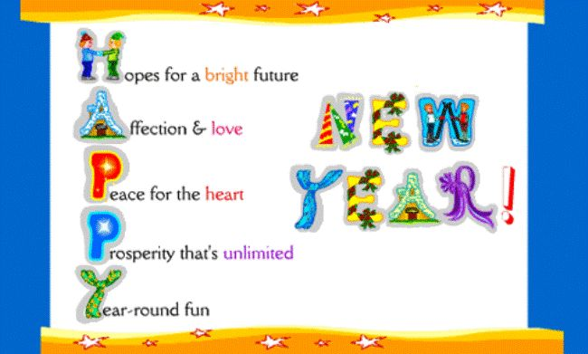 Happy New Year images quotes with images 2018