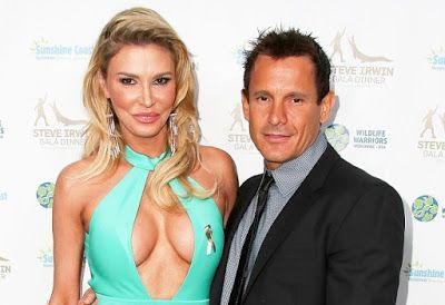 Report: Brandi Glanville and Donald Friese Are Working On Their Relationship!