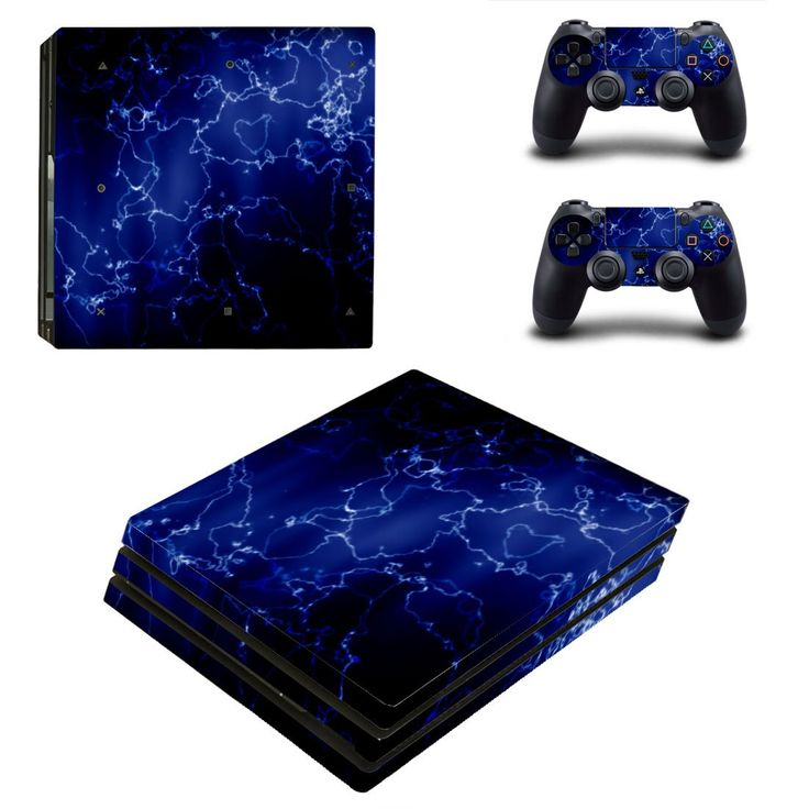 Shadow lugia ps4 pro edition skin decal for console and controllers