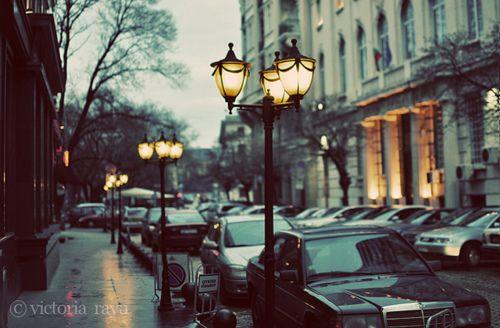 Streets of Sofia, Bulgaria (via vika.rayu)