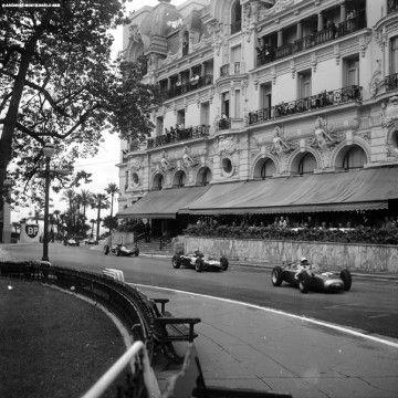 1962 - Monaco Grand Prix