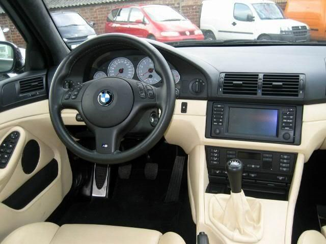 E39 rare/Individual interior gallery (lots of pics!) E39