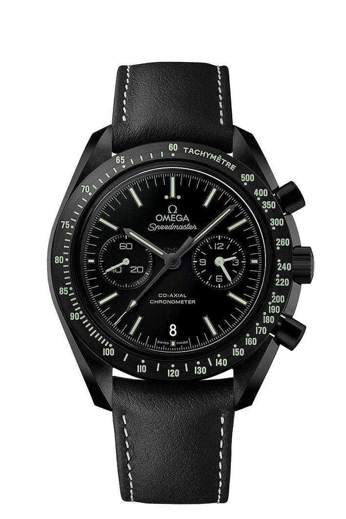 "Omega Speedmaster Dark Side of the Moon ""Pitch Black"""