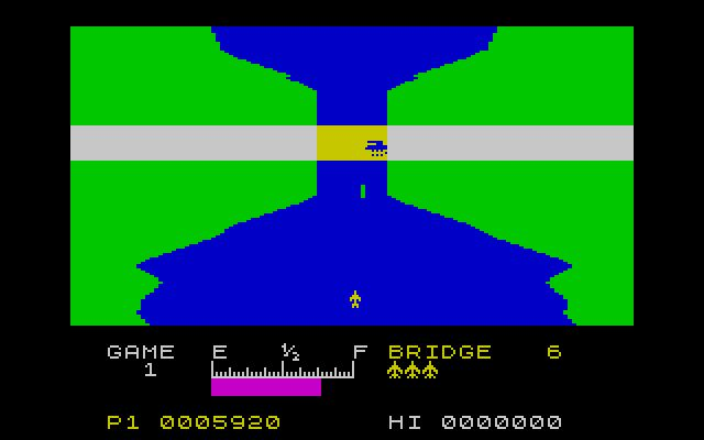 AtariCrypt: River Raid