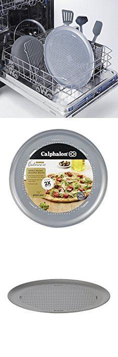 Calphalon Pizza Pan. Calphalon Nonstick Bakeware, Pizza Pan, 16-inch.  #calphalon #pizza #pan #calphalonpizza #pizzapan