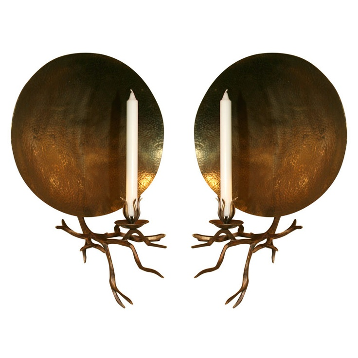 1stdibs   Contemporary Candle Sconce