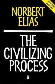 """Civilizing process : sociogenetic and psychogenetic investigations"" by Norbert Elias.  Classmark: 37.41.ELI.2a"