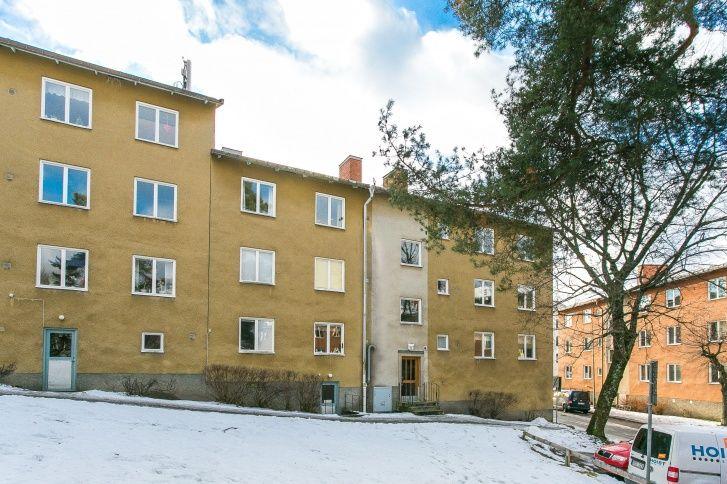 Notar - Kubbegatan 23, Sköndal