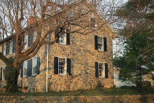 17 best images about pennsylvania farmhouse on pinterest for Pennsylvania stone farmhouses