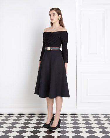 Joanne Hynes Decolletage Dress