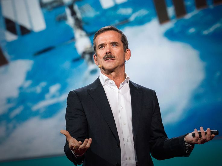 In his TED Talk, astronaut and retired Col. Chris Hadfield discusses how to prepare your mind for the unexpected, and the worst.
