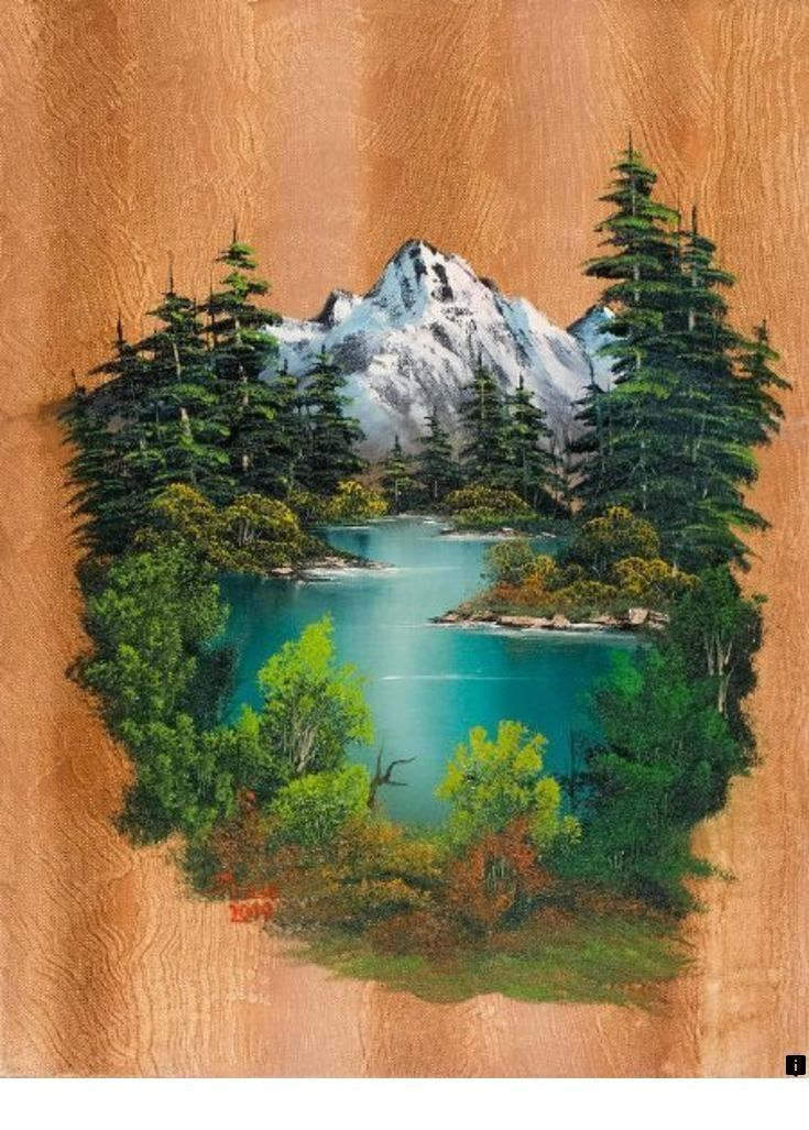 What Are Bob Ross Paintings Worth : paintings, worth, Information, Simply, Click, More~~, Presence, Worth, Checking, Paintings,, Paradise, Painting,