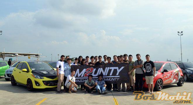 M2Unity : Komunitas Mazda2 Yang Selalu Peduli Ke Anggotanya #KomunitasMobil