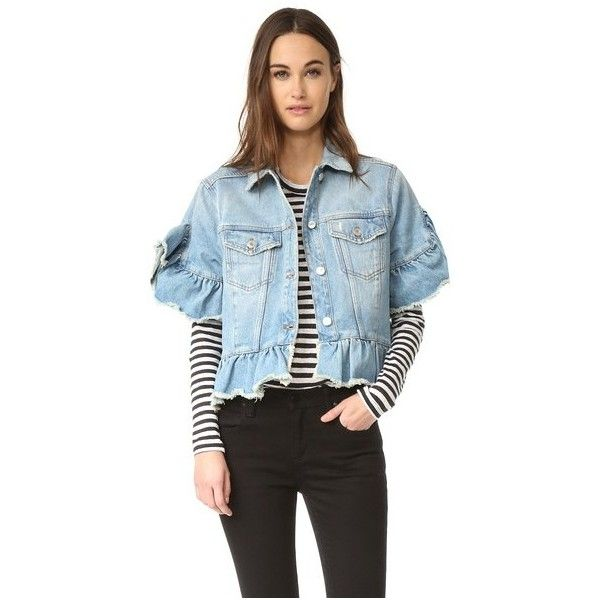 17 best ideas about Short Sleeve Jean Jacket on Pinterest ...