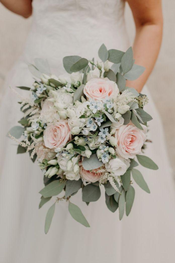 A bucolic and handmade wedding – Wedding 2021/2022 – #bucolic # …