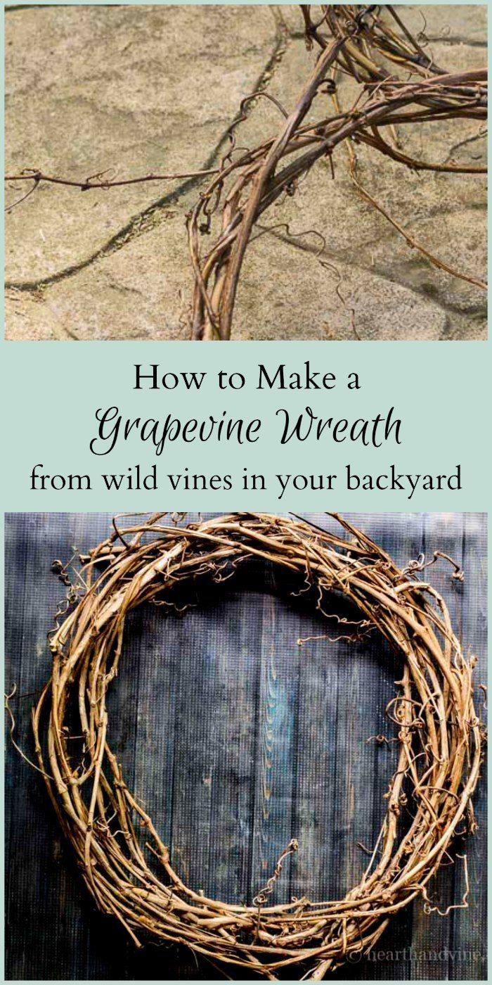 How to Make a Wild Grapevine Wreath20 best NATURE Crafts   DIY Projects images on Pinterest   Nature  . Fun Crafts For Your Home. Home Design Ideas