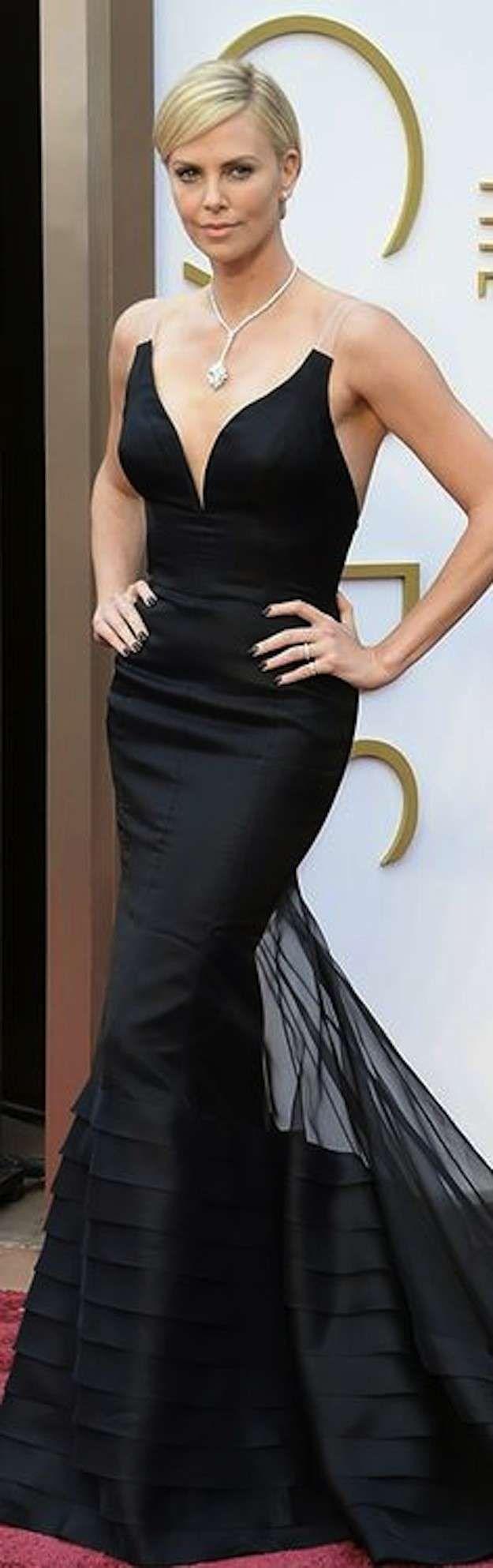 Las 50 mujeres más elegantes del mundo: fotos de las más elegantes - Charlize Theron