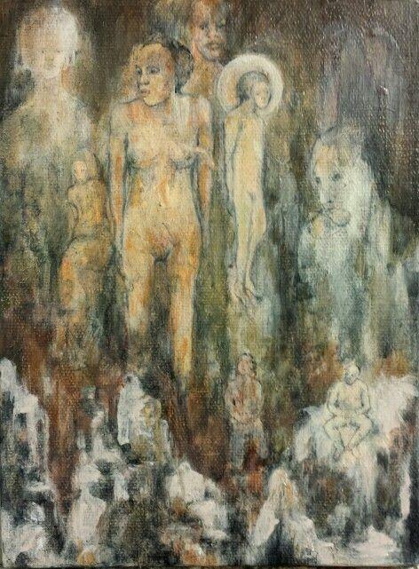 Jayne Anita Smith  Painting