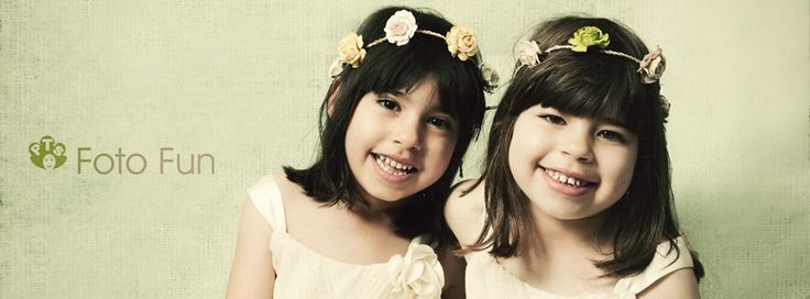 Vintage twin fairies