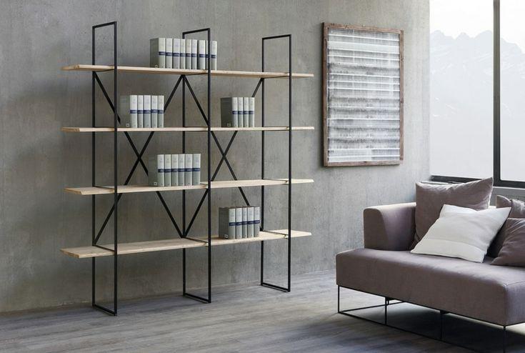 Estantes para libros modernos y funcionales para el interior decoraci n de interiores y exteriores - Estantes funcionales ...