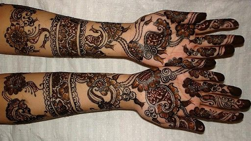 Latest HD Mehndi Design