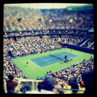 Best part of the Summer. US Open, Flushing Meadows, NY