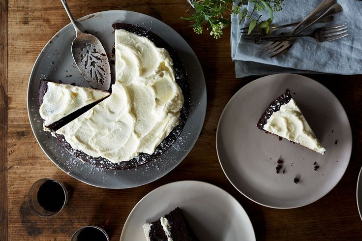 Tartine Flourless Chocolate Cake