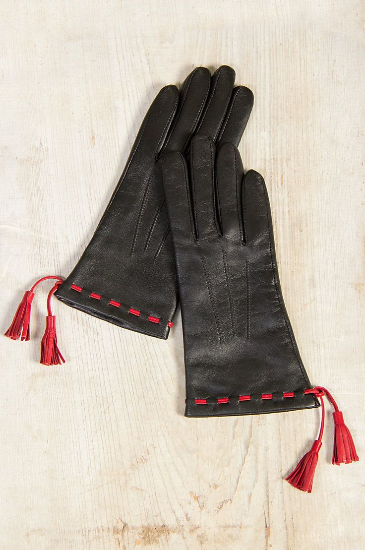 Ladies leather gloves selfridges - For The Woman Who Thrives On Originality Our Unique Yet Classic Leather Gloves Are Poised