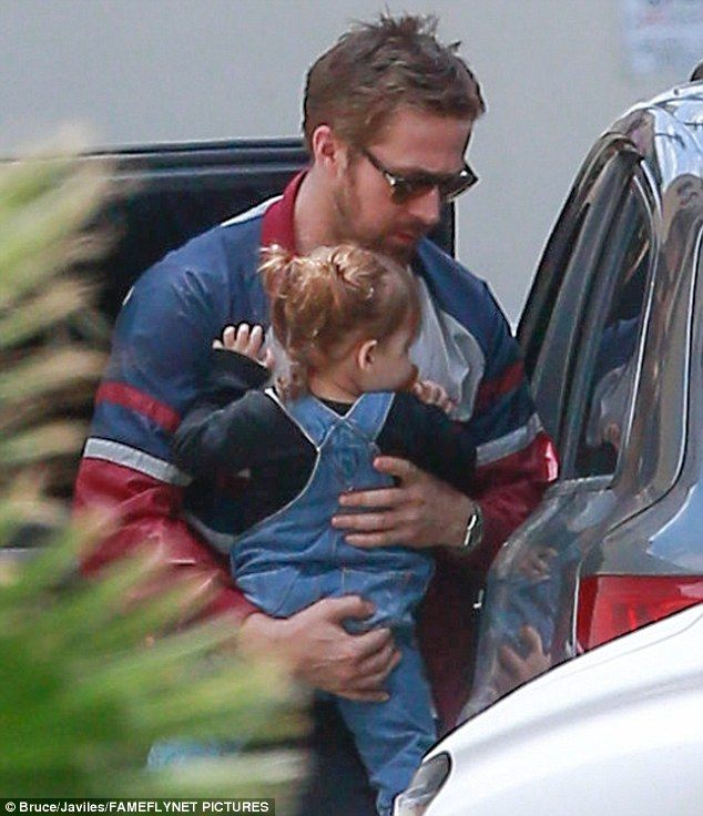 New mom Eva Mendes, 42, emerges after secretly welcoming second child with Ryan Gosling as they take eldest daughter Esmeralda for lunch | Daily Mail Online
