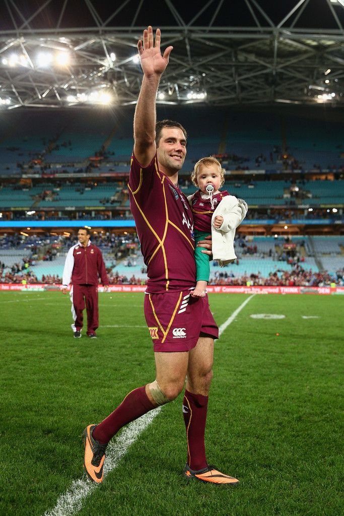 Cameron Smith - NSW v QLD